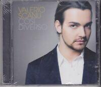 Cd Audio VALERIO SCANU - COSI' DIVERSO nuovo sigillato