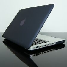 Rubberized BLACK Hard Case Cover for new Macbook PRO 13