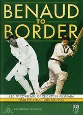Benaud To Border