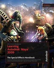 Learning Autodesk Maya 2009 The Special Effects Handbook: Official-ExLibrary
