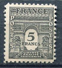 FRANCE TIMBRE NEUF N° 628 **  ARC DE TRIOMPHE DE L ETOILE