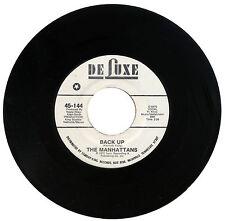 "De Manhattan ""Back Up C/W FEVER"" Killer 70's Funk listes!"