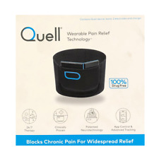 Quell Wearable Pain Relief Technology, Black