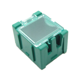 Small Object Electronic Component Parts Storage Box Laboratory Case SMT SMD