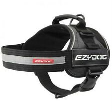 EzyDog Convert Harness L Charcoal