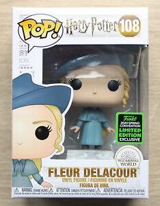 Funko Pop Harry Potter Fleur Delacour ECCC + Free Protector