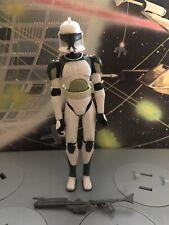 Star Wars Anti-Hailfire Droid CLONE TROOPER Squad 2009 The Clone Wars TCW Figure
