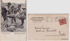 """# NAPOLI - """"mangiaspaghetti"""" - VENDITORI DI SCOPE   1903"""