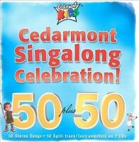 Cedarmont Singalong Celebration - Music CD - Cedarmont Kids -  2010-03-30 - PROV