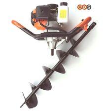 TRIVELLA A SCOPPIO TECNO POWER 49cc PROFESSIONALE PUNTA 80x15cm