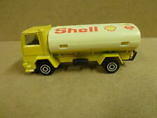 MAJORETTE N° 241 - 245 MADE IN FRANCE 1/100 - CAMION FORD SHELL