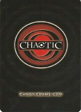 CHAOTIC  SILENT SANDS  CCG CARDS ...CHOOSE