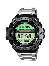 CASIO Herrenuhr Höhenmesser Barometer Thermometer Weltzeit 10bar SGW-300HD-1AVER