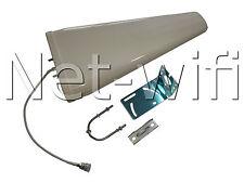 Antenna 4G LTE 3G Yagi 19dBi Multibanda 790-2700MHz HSPA+ GSM EGSM GPRS EDGE