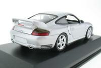 MINICHAMPS - PORSCHE 911 GT 2 - silber metallic - 1:43 - WAP02007311