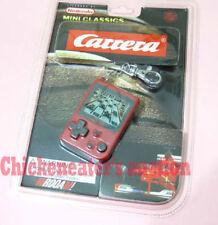 1998 GAME WATCH MINI CLASSIC CARRERA F1 FORMULA 1 *NIP NEW* KEYCHAIN RETRO