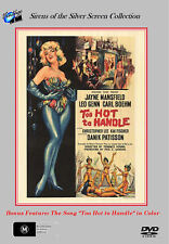 Too Hot to Handle Starring Leo Genn and Jayne Mansfield DVD NTSC Region 0 MOD