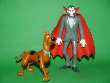 Scooby Doo ~ Dracula & Scooby ~ Large & Fully Articulated,Poseable Figure - NEW