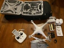 DJI Phantom 4 Drone With Extras