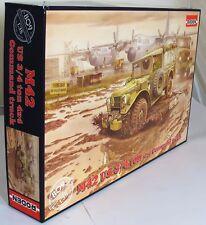 Roden 1:35 809 Dodge M42 ¾ton 4x4 Command Truck Model Military Kit
