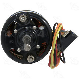 New Blower Motor Without Wheel Four Seasons 35501