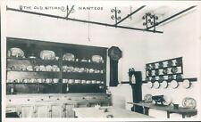 Nanteos the old kitchen real photo
