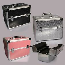 Hard Unisex Adult Vanity Cases with Secure (Lock Included)