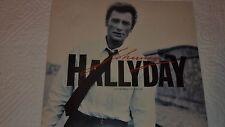 JOHNNY HALLYDAY. ALBUM ROCK AND ROLL ATTITUDE. ORIGINAL 1985.   VINYLE 33 T