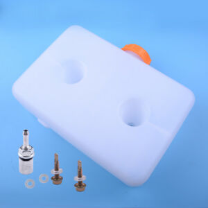 5L White Plastic Parking Heater Fuel Tank Fit for Webasto Eberspacher heaters