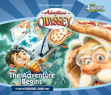 Adventures in Odyssey: The Early Classics by Aio Team (Book)