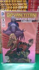 Giovani Titani/Cappuccio Rosso n.6 (30) Variant Batman - RW Edizioni SC21