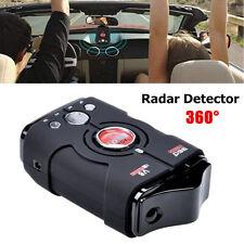 Extreme Long Range Radar Detector GPS Voice Speed Alert 360° Car Radar Detector