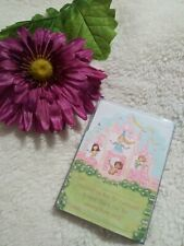 Marcel Schurman Collection Princess Castle party Thank You Notes 10 count