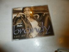 BRANDY - Top Of The World - Deleted 1998 German pressed CD single