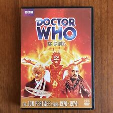 New listing Doctor Who - The Daemons (Dvd, 2012, 2-Disc Set)