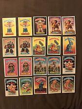 Garbage Pail Kids 1986 Series 3 Partial SET 71/84 Cards GPK Original