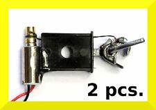 Remote Uncoupler for Kadee / Conversion Kit for DCC control - HO scale (2pcs)
