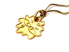 Bijou collier pendentif sur cordon satiné Agatha Paris idéal pour cadeau