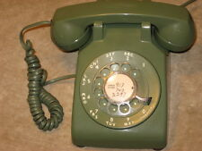 AT&T Western Electric 301 Rotary Phone, working