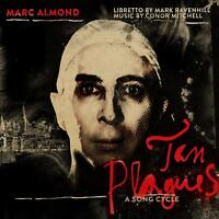 Marc Almond ‎– Ten Plagues - A Song Cycle (2014)  CD+DVD  NEW/SEALED  SPEEDYPOST