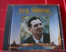 The Hank Thompson Country Collection CD A Six Pack To Go/The Wild Side Of Life+