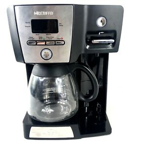 Mr. Coffee BVMC-DMX85 12-Cup Programmable Coffeemaker & Hot Water Dispenser