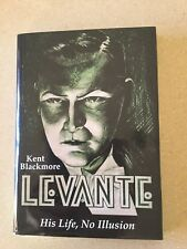 Levante: His Life, No Illusion by Kent Blackmore, Mike Caveney Magic Words