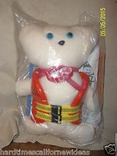 Boating Safety Sidekicks Book and Bear With Life Vest Plush Set