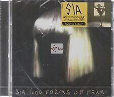 Sia - CD Album 12 Titres - 1000 Forms Of Fear - NEUF