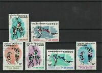 Congo Used Sports Stamps Ref 23829