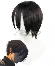 Attack On Titan Shingeki No Kyojin Final Season Mikasa Ackerman Cosplay Wig