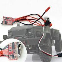 Split Transfer Getriebe Mit 370 Motor+16g Servo Für WPL B1 B24 B16 B36 C24 1//16