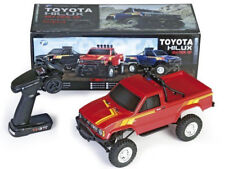 Thunder Tiger R/C Crawler Toyota Hilux Pick-Up Truck Red RTR New Boxed F131