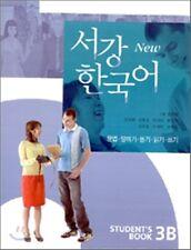 Sogang Korean 3B Student's Book w/ CD Korean language Free Ship
